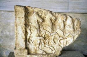 Types de transport que les Grecs ont construit