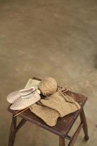 Comment tricoter semelle épaisse