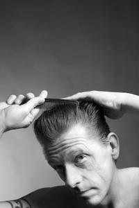 coiffures de rockabilly des années 1940