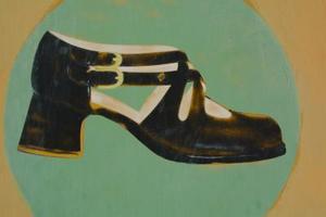 Types de chaussures féminines dans les années 1920