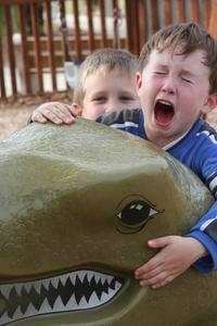 Types de mauvais comportement chez les enfants