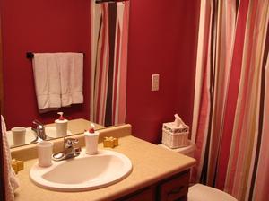 comment d corer une salle de bains sur un budget. Black Bedroom Furniture Sets. Home Design Ideas