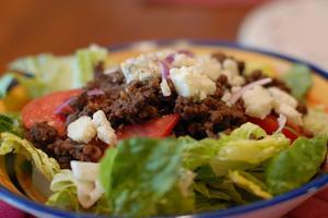 Comment faire une salade maison