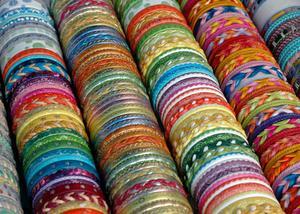 Comment faire des Bracelets mexicaines tissées à la main