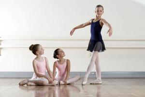 Comment faire un don d'un justaucorps de Ballet