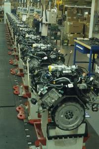 Les caractéristiques techniques du moteur pour une chenille