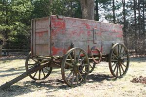 Comment faire une roue de Wagon en papier