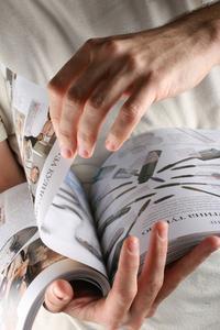 Comment faire une maquette de magazine