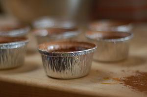 Comment faire cuire les Cupcakes chocolat chaud mexicain de Vegan