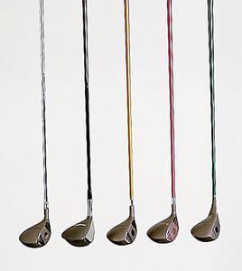 Comment faire pour peindre des manches de bâton de golf