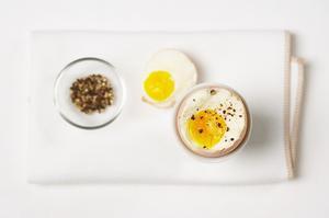 Comment faire pour micro-ondes œufs mollets