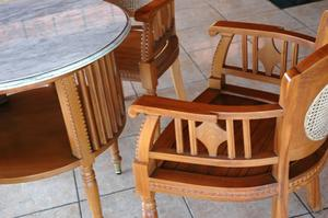 Faire une housse pour chaise haute b b for Chaise du capitaine