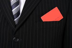 Information à Credit Card Type hôtel chambre clés