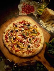 Comment faire pour la Pizza au feu de bois à faire sur le gril