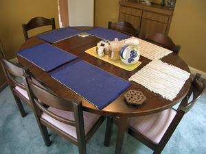 comment faire pour recouvrir les si ges de chaise salle manger. Black Bedroom Furniture Sets. Home Design Ideas