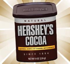 Ingrédients de la poudre de cacao