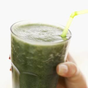 Ce que les verts sont utilisables dans les smoothies verts ?