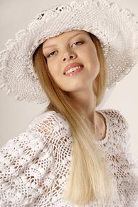 Comment faire le bord rigide sur les chapeaux de tricot