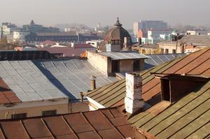 Comment réparer un toit de tôle