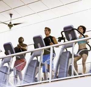 Escalade des Machines d'entraînement