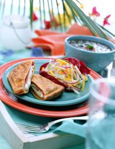 Idées de sandwichs Panini