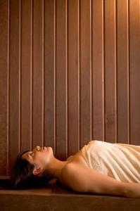 Comment construire un vieux façonné sauna extérieur