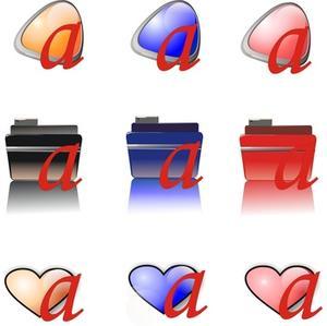 Comment écrire les lettres dans différentes polices de caractères