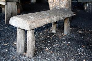 Instructions sur la façon de construire un banc en bois