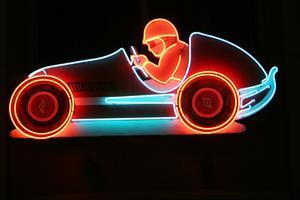 Idées de décoration de voiture course
