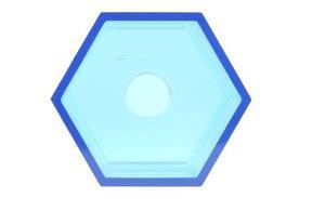 Comment faire un hexagone 3D
