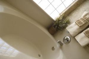 Instructions sur l'installation d'une baignoire-Jacuzzi encastrable