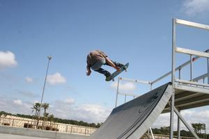 Comment construire une rampe de 180 Skateboard