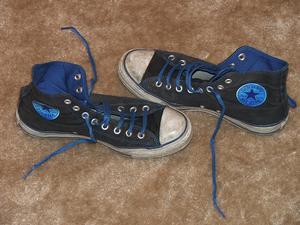 Idées pour lacer des chaussures de sport Converse
