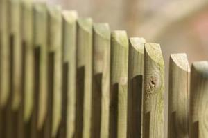 Poteaux de clôture sans béton