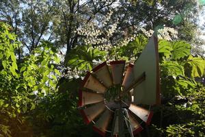 Projets de moulin à vent jardin