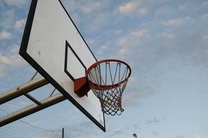 Jante de basket-ball & Installation nette