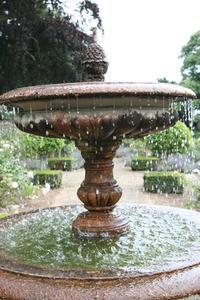 Comment faire une fontaine de béton