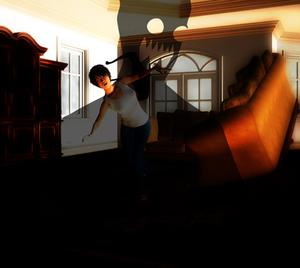 Vraiment effrayant Halloween idées pour une maison hantée
