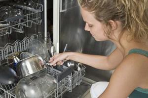 Comment accéder à la pompe sur un lave-vaisselle Bosch