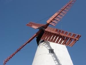 Comment construire un moulin à vent de base Miniature