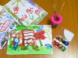 Comment faire Art Portfolio de l'enfant