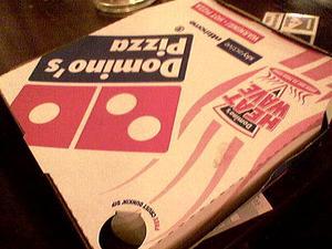 Informations nutritionnelles pour Pizza de Domino's