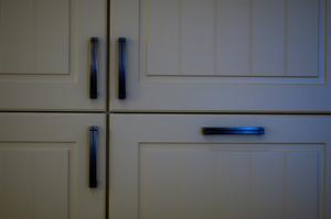Comment peindre vinyle armoires de cuisine
