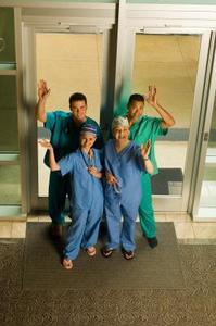 Cadeaux promotionnels pour la semaine des infirmières