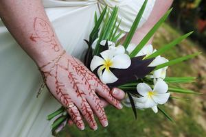 Comment faire vos propres pochoirs pour tatouages au henné