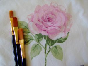 Comment peindre des fleurs pour une décoration