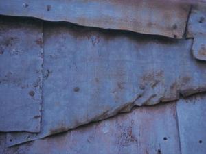 Comment peindre un m tal rouill hangar - Peindre du metal rouille ...