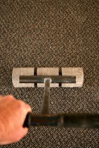Comment réparer tapis tendu après nettoyage à la vapeur