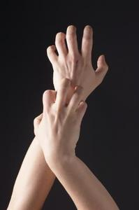Champignon des éruptions de la peau