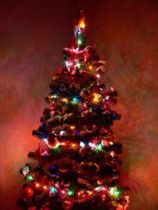Idées sur la décoration des arbres de Noël